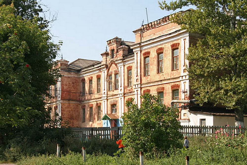 Cредняя школа №1 гор. Ефремова