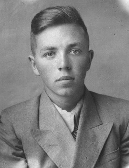 Выпускник СШ №1 1953 года