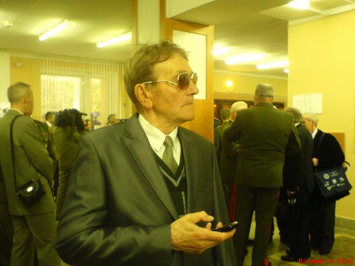 Зам. нач. МВИЗРУ ПВО по тылу мой однокурсник Бондарев В.А.