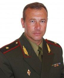 Нач. академии ген.-майор Бобриков С.В.