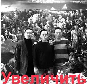 Dai Dudu, Li Tiezi и Zhang An